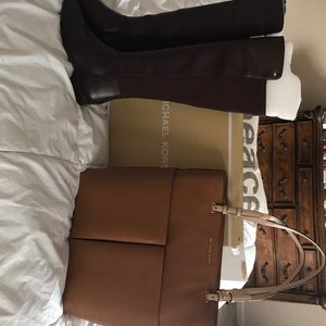 Michael Kors Boots and Purse